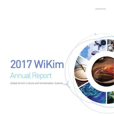 2017 WiKim Annual Report(국문)
